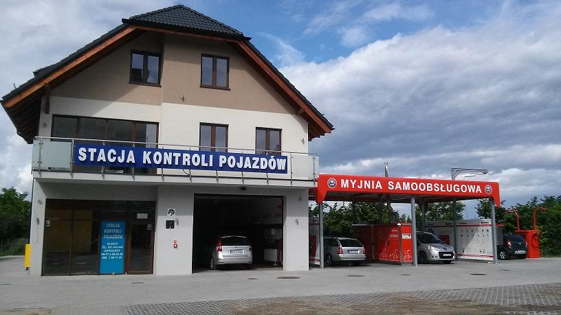 Stacja Kontroli Pojazdów Gdynia Obłuże ul. płk. Stanisława Dąbka 220