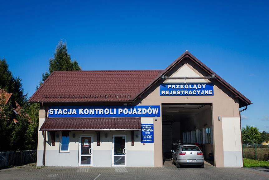 Stacja Kontroli Pojazdów Diagnostyczna Europak Gdańsk Osowa, Barniewicka