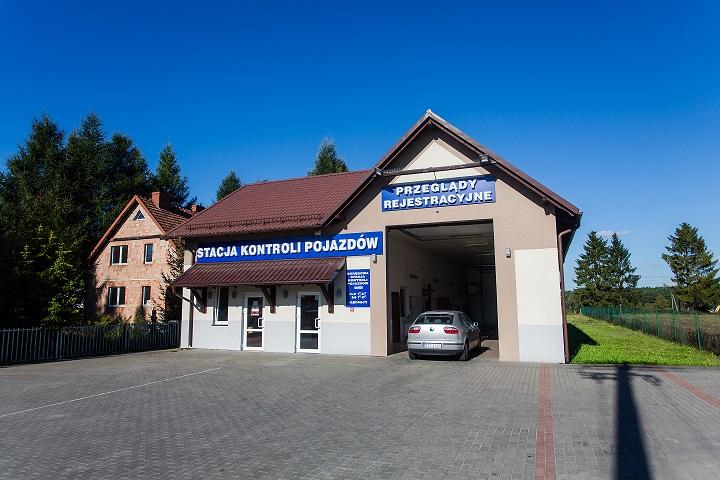 Stacja Kontroli Pojazdów Diagnostyczna Gdańsk Osowa Barniewicka Europak