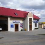 Stacja Kontroli Pojazdów Diagnostyczna Kosakowo, Gdynia, Europak