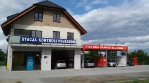 Stacja Kontroli Pojazdów Diagnostyczna Europak Gdynia Obłuże płk. Dąbka