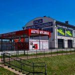 Stacja Kontroli Pojazdów Diagnostyczna Myjnia Bezdotykowa Gdańsk Orunia Górna Fieldorfa