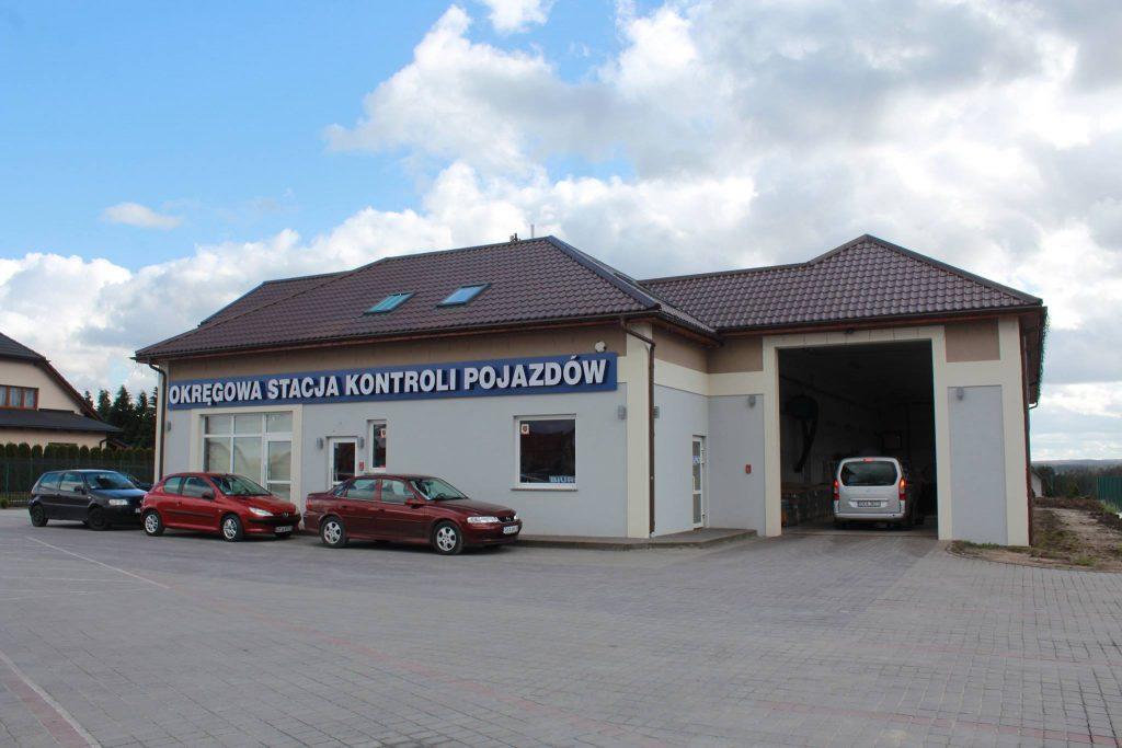 Okręgowa Stacja Kontroli Pojazdów Dzierżążno