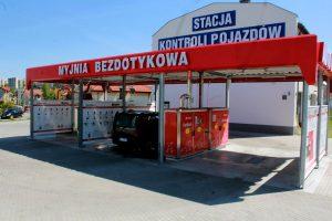 Myjnia Bezdotykowa Samoobsługowa Gdańsk Orunia Górna Fieldorfa