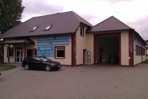 Stacja Kontroli Pojazdów Diagnostyczna Europak Stężyca, Kościerzyna, Zgorzałe, Skorzewo, Gołubie
