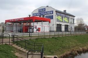 Stacja Kontroli Pojazdów Diagnostycznia Myjnia Bezdotykowa Gdańsk Orunia Górna Fieldorfa