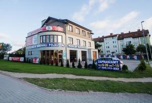 Stacja Kontroli Pojazdów Diagnostyczna Europak Gdynia Wielki Kack, Karwiny, Wielkopolska